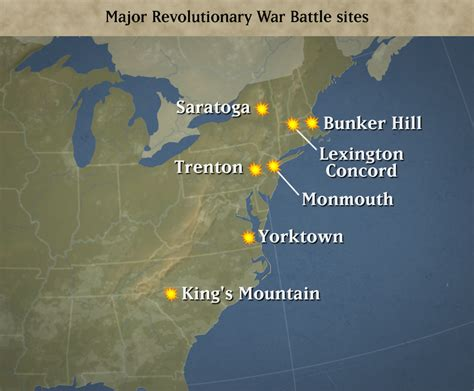 map of revolution battles welcome to sdpb