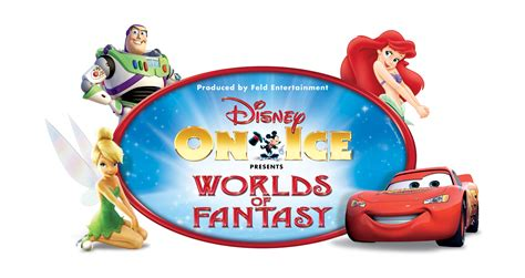 Disney Ticket Giveaway - disney on ice worlds of fantasy ticket giveaway