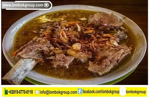 membuat skck di daerah lain kelebihan sup bebalung khas lombok dibandingkan dengan