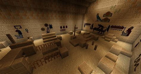 the map room the map room raiders of the lost ark minecraft project