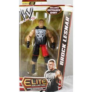 kmart wwe wrestlers wwe brock lesnar wwe elite 19 toy wrestling action