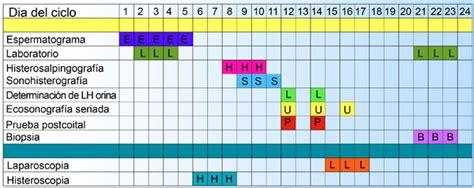 Calendario De Ovulacion Para Tener Un Varon 191 C 243 Mo Se Organiza Un Estudio Fertilidad