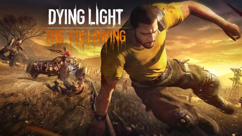 Dying In The dying light the following enhanced edition ps4