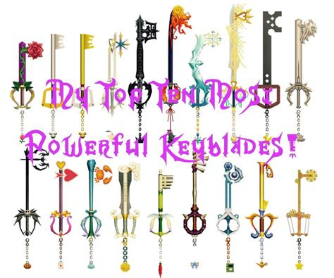 best keyblade in kingdom hearts my top ten most powerful keyblades amino