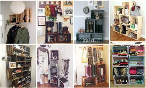 como decorar mi cuarto con huacales 6 ideas para organizar tu ropa cuando no tienes cl 243 set
