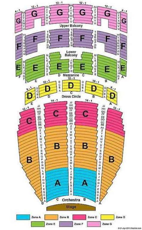 arlene schnitzer concert seating chart arlene