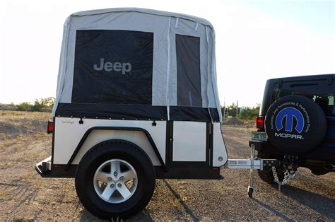 jeep trailer for sale jeep extreme trail edition cer review photo gallery
