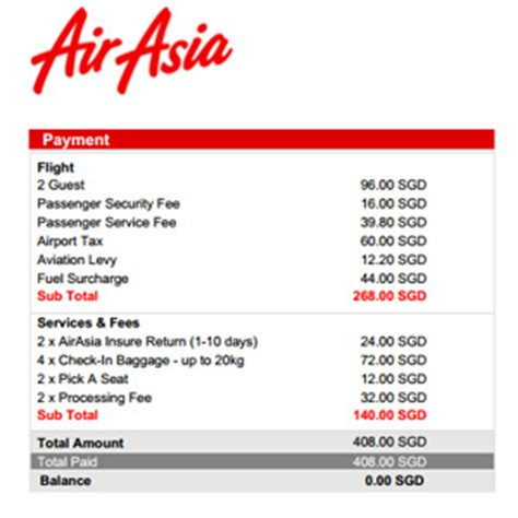 airasia excess baggage fees flying with air asia for the first time marina s