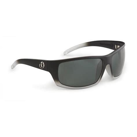 electric 174 tech xl sunglasses glossy black frames 212394