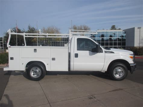electric truck for sale used 2012 ford f250 service utility truck for sale in az