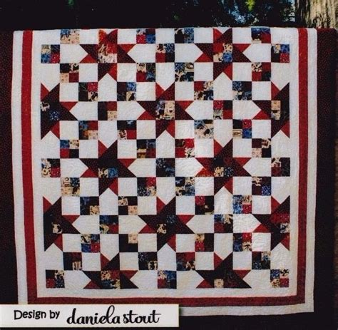 2 5 Quilt Patterns by Friendship Pieced Quilt Pattern For 2 5