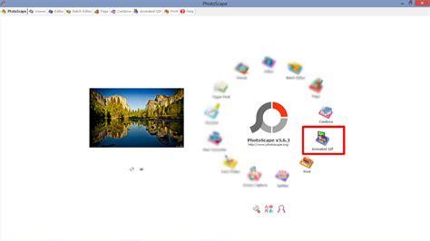 cara membuat gambar bergerak menggunakan photoscape cara membuat foto gambar bergerak gif lewat photoscape