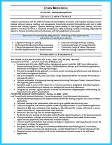 Resume Sles For Corporate Sales Trainer Resume Objective