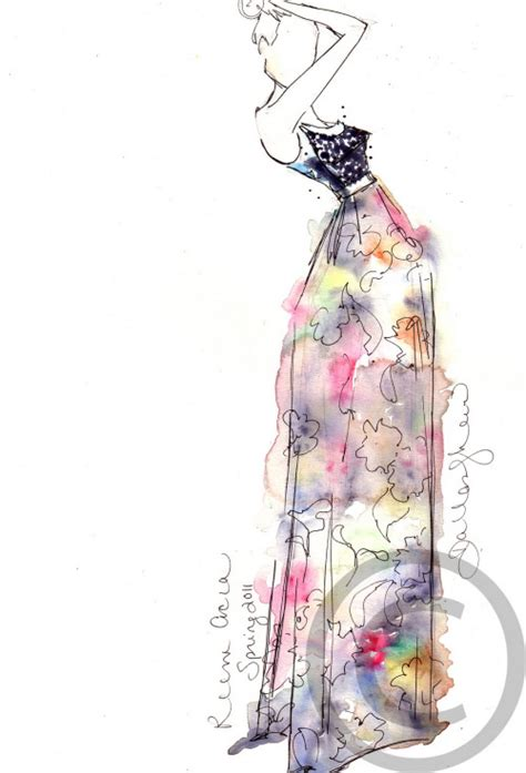 fashion illustration toronto fashion illustrations by dallas shaw a side of vogue
