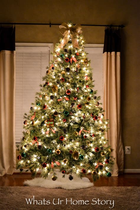 our 2015 christmas tree whats ur home story