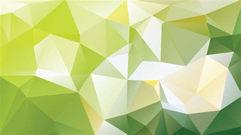 geometric shape pattern background pattern green geometry wallpaper 3d and abstract