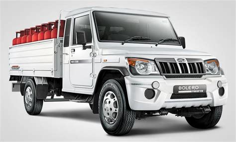 mahindra bolero weight mahindra big bolero pik up diesel price specs review