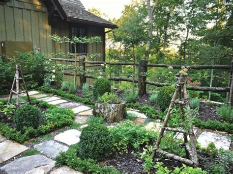 garden kitchen 33 creative garden fencing ideas ultimate home ideas