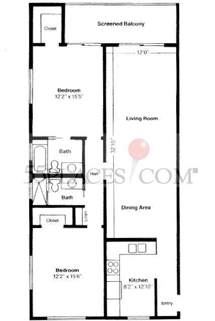 century village floor plans y floorplan 1168 sq ft century village at boca raton