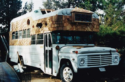 tiny house bus school bus home tiny house swoon