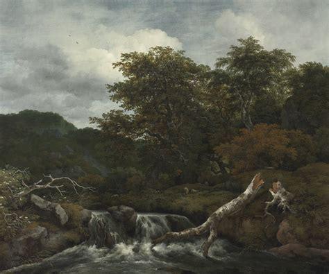 Ruisdael Jacob Isaacksz Van Landscape Sotheby S