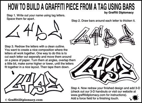 how to tag graffiti learn how to turn a graffiti tag into a how to draw