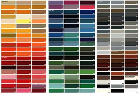 Door Paint Color Chart by Paint Colors For Exterior Wood Door Decoration