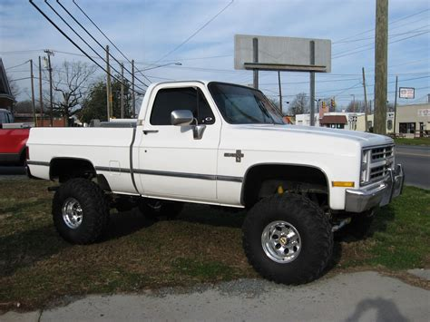 85 chevrolet silverado 85 chevy silverado 4x4 bed for sale autos post