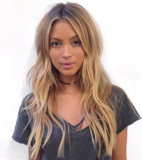 pakistani hairstyle layer cutting best 25 long hair short layers ideas on pinterest