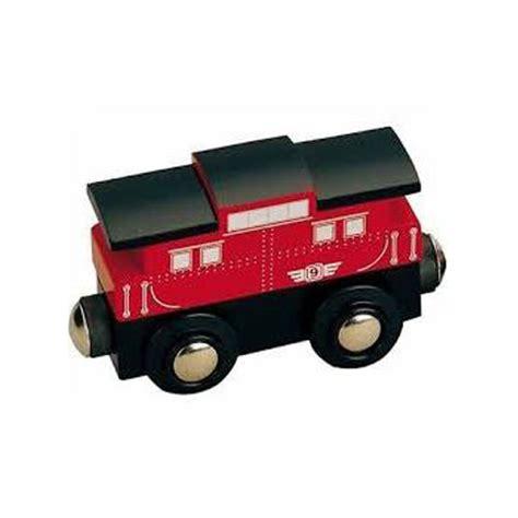 Brio Caboose wooden railway brio compatible caboose 50820