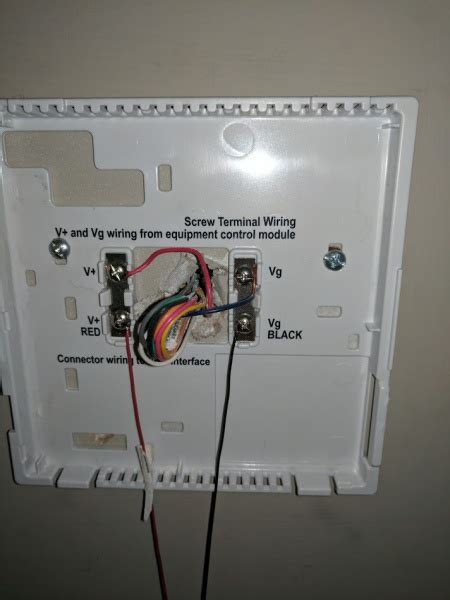 ecobee  carrier wiring hvac diy chatroom home