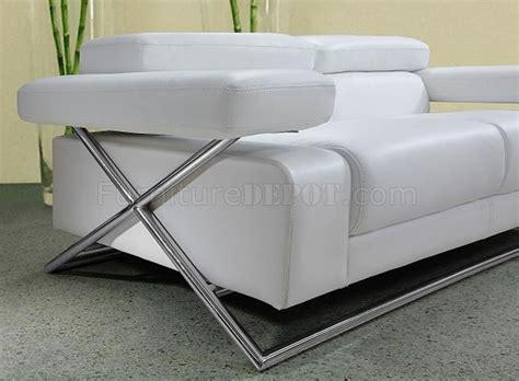 leather ultra modern 3 piece living room set paris black modern full italian leather 3pc living room set linx white