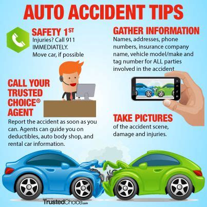 Auto Accident Tips! What to do when you are in an accident
