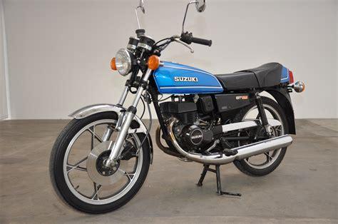 Suzuki 125 Gt 1979 Suzuki Gt 125 Classic Motor Sales
