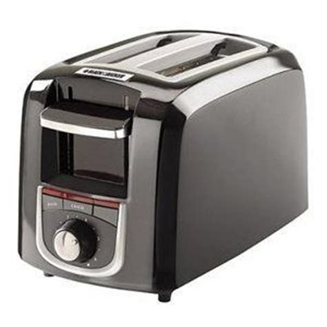 Black And Decker 2 Slice Toaster Review black decker toast it all plus 2 slice toaster t3550