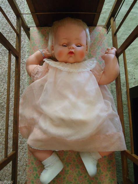 vintage madame alexander kitten  baby doll