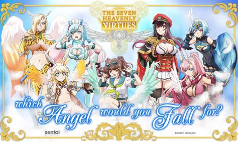 Anime 7 Heavenly Virtues by The Seven Heavenly Virtues Quiz Which Would You