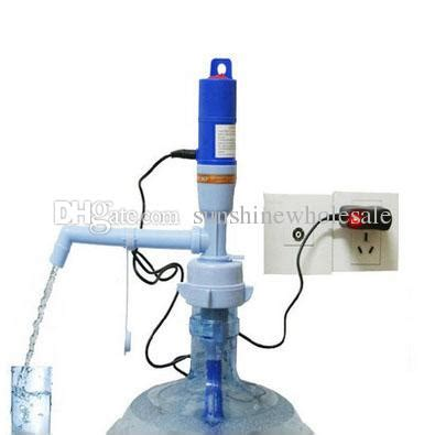 Automatic Electric Drink Pumping 2018 electric suction charge drink dispenser automatic for 5 gallon 18 9 l water