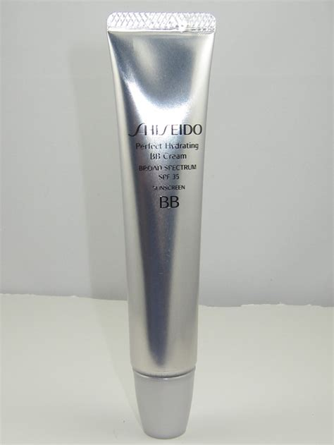 Shiseido Bb shiseido hydrating bb review swatches