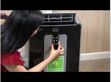 Haier Portable Air Conditioner Installation Video - YouTube Portable Air Conditioner