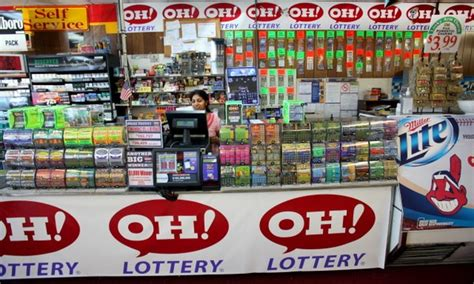 Ohio Lottery Drawing Time Tonight