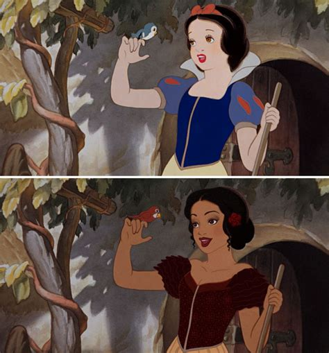7 Things I Would Do Differently Than Disney Princesses by Disney Princesses Reimagined As Different Ethnicities Look