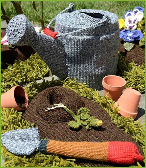 the knitting garden 14 best images about knit a garden on gardens