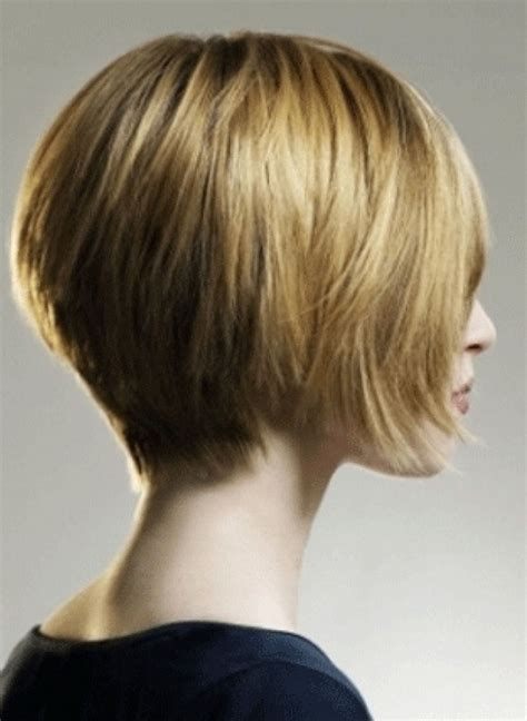 hair cut in front short hairstyles back view stacked www pixshark com