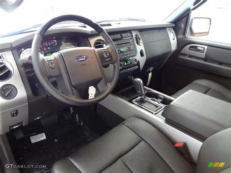 charcoal black interior  ford expedition el limited photo  gtcarlotcom