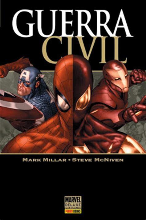 lendo quadrinhos: marvel: guerra civil | leitura online