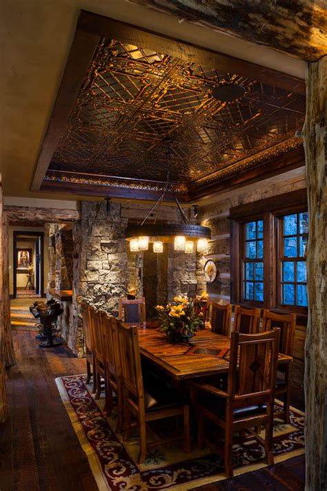 jackson hole contemporary log cabin designshuffle blog foxtail residence big sky log cabins by teton heritage