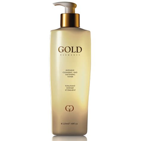 Ultimate Gold Hair Detox Reviews by Gold Elements Intensive Cleansing And Softening Toner