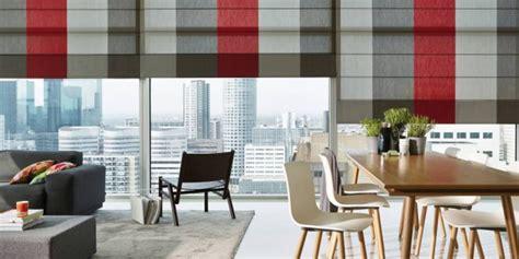 estores para salones cortinas y estores modernos para salon