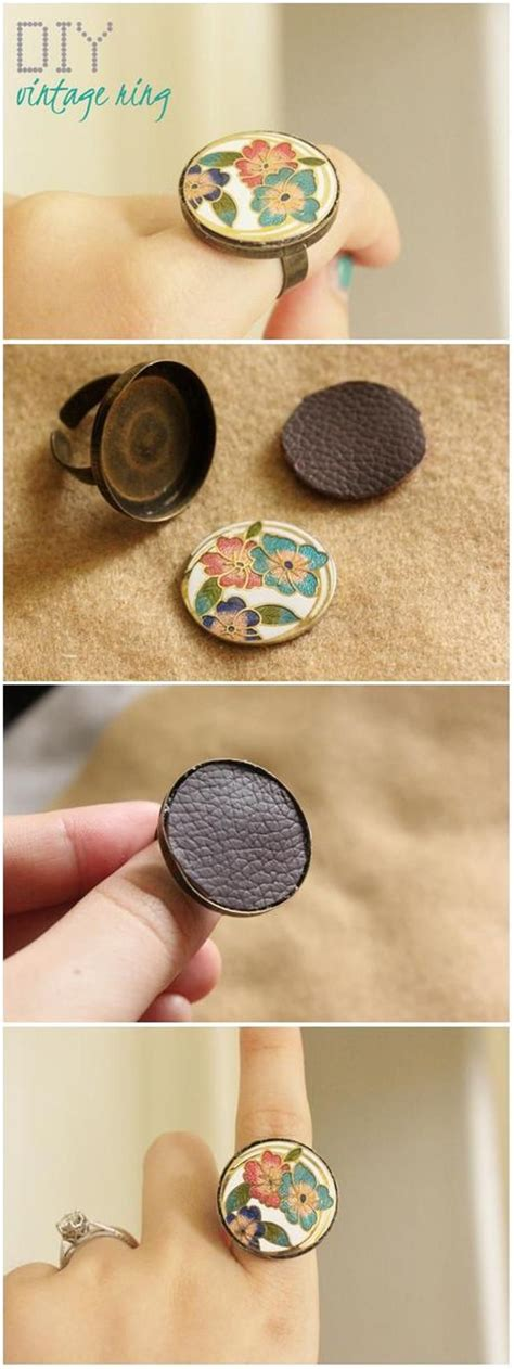Vintage Etnik Cina Se 10 top 10 best diy rings diy inspiration